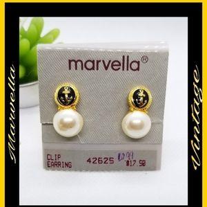 Vintage Marvella Earrings